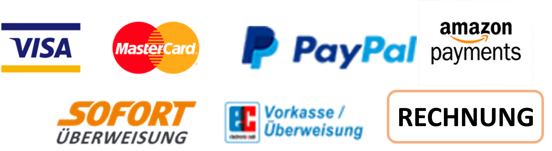 Paypal Zahlungsmethoden